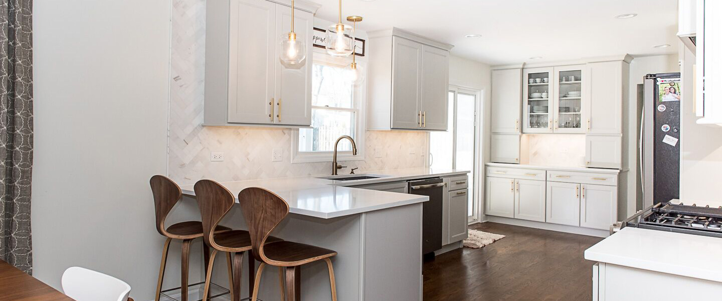 nate & stephanie's downers grove kitchen remodel